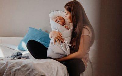 Igorko s mamkou