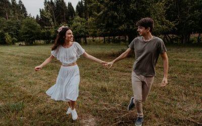 Veronika a Peter