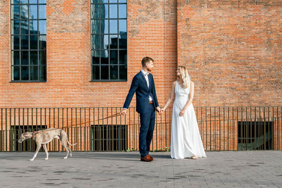 Romantická záhradná svadba v Renesančnom Dome vo Svätom Jure